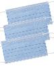 Mascherina chirurgica colore azzurro-conf. 50 pz